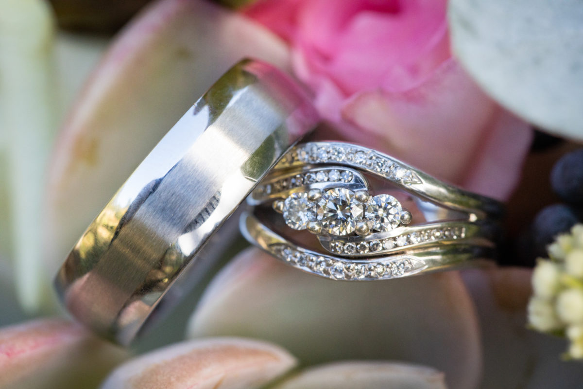 Cranford Country Lodge Wedding Rings