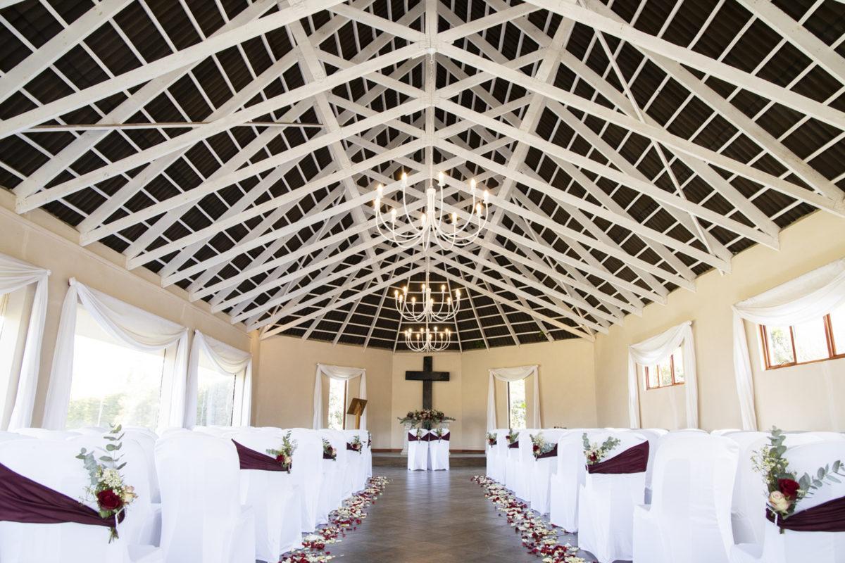 Eden Lassie Wedding chapel isle