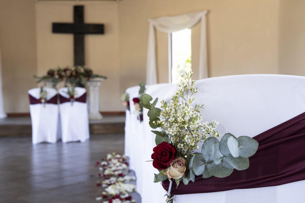 Eden Lassie Wedding chapel