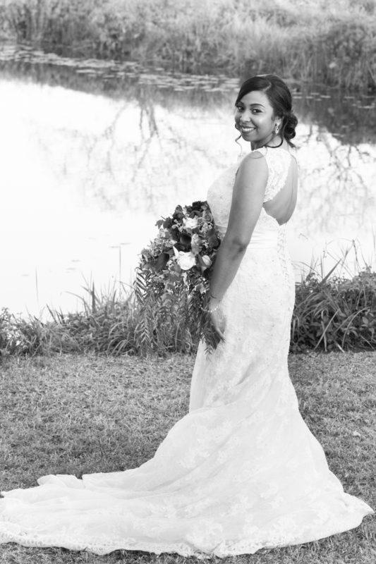 Eden Lassie Wedding Bride